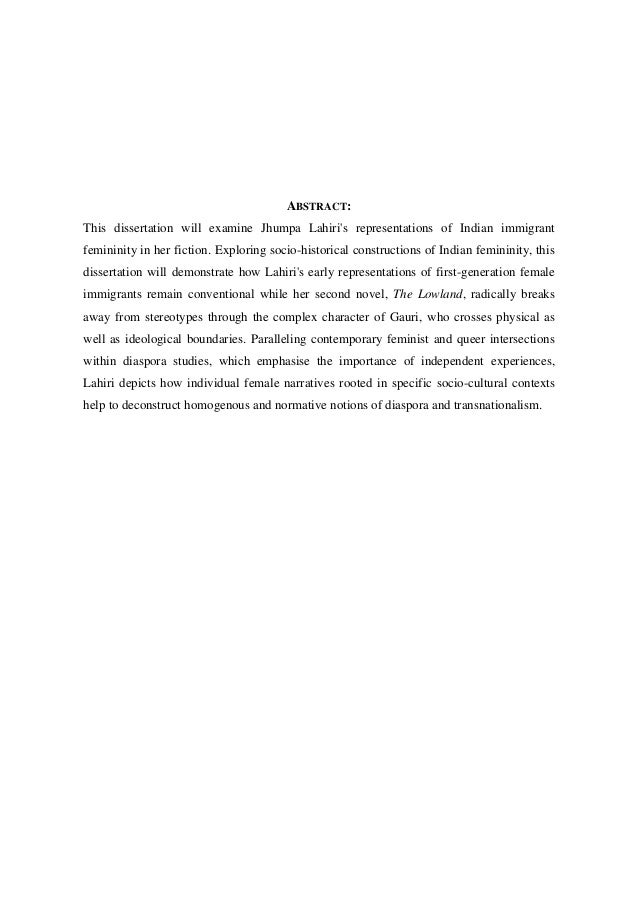 Thesis about guidance services