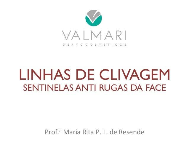LINHAS DE CLIVAGEM