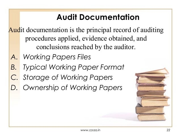 cash substantive workpaper Start studying auditing chapter 6 questions  existence of cash  which of the following items would typically not be included in the heading of a workpaper.