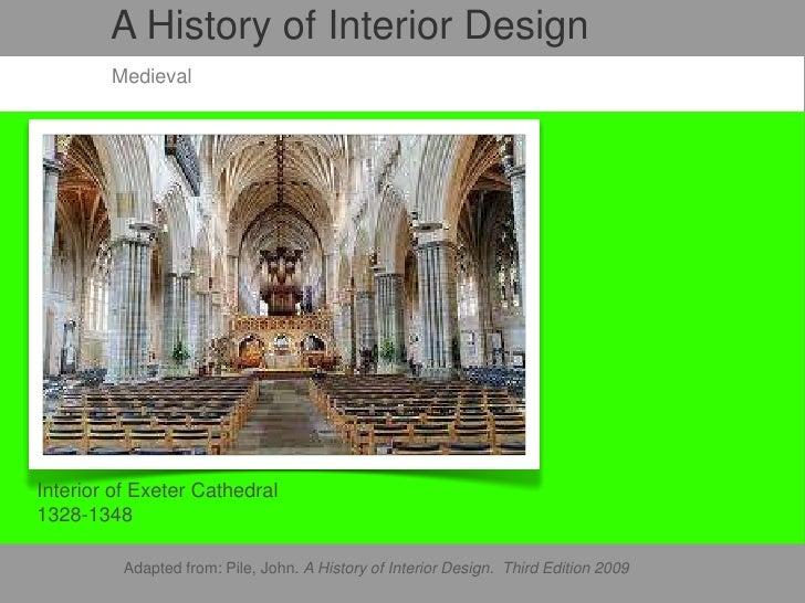 A History Of Interior Design Third Edition 2009 10