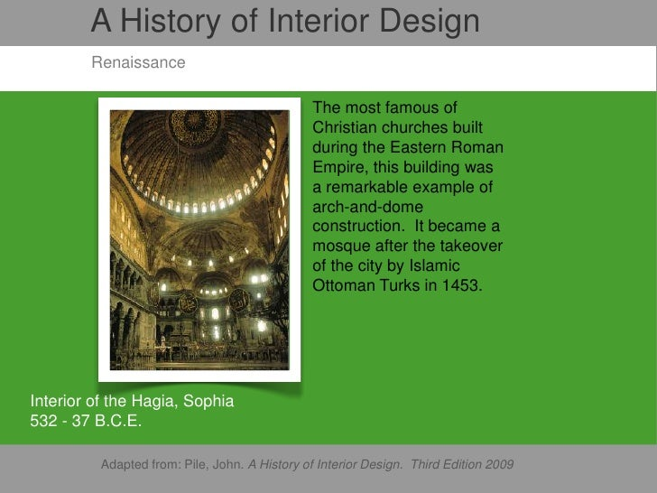 A History Of Interior Design Third Edition 2009 11