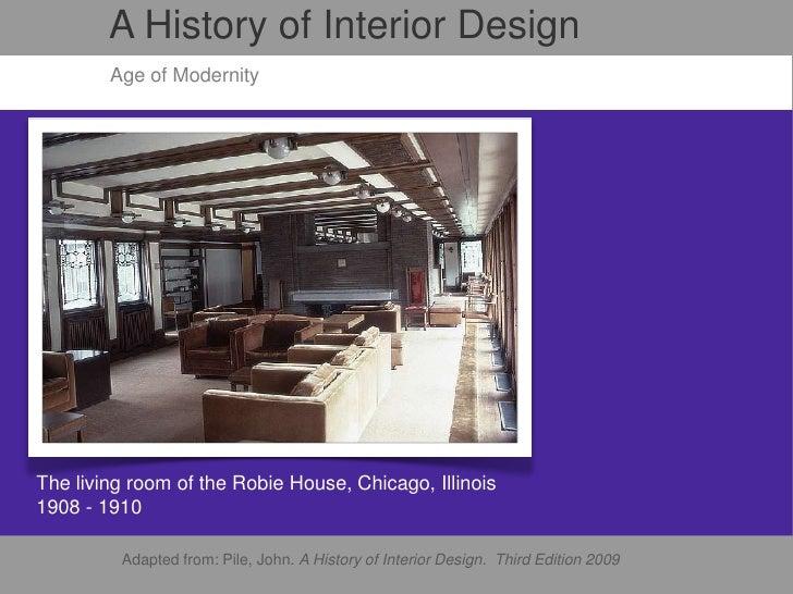 A History Of Interior Design Third Edition 2009 14