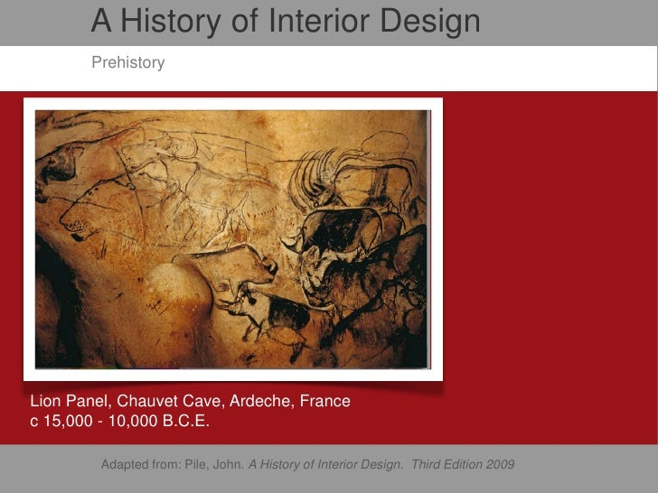 76 History Of Interior Design John Pile History Of Interior Design 4th Edition 1118403517