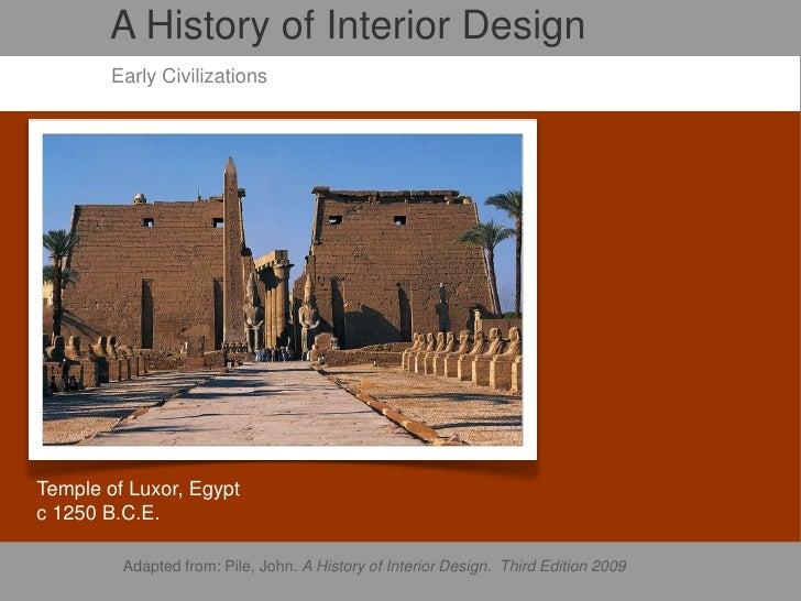A History Of Interior Design Third Edition 2009 8