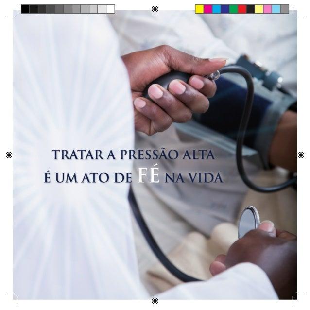 HIPERTENSÃO ARTERIALO que é hipertensão arterial ou pressão alta?A hipertensão arterial ou pressão alta é quandoa pressão ...