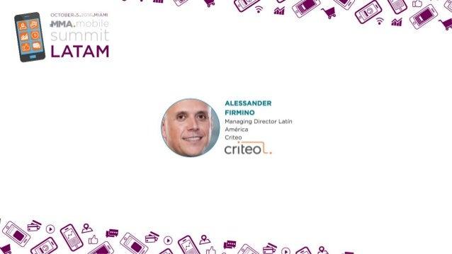Alessander Firmino MD Latam at Criteo