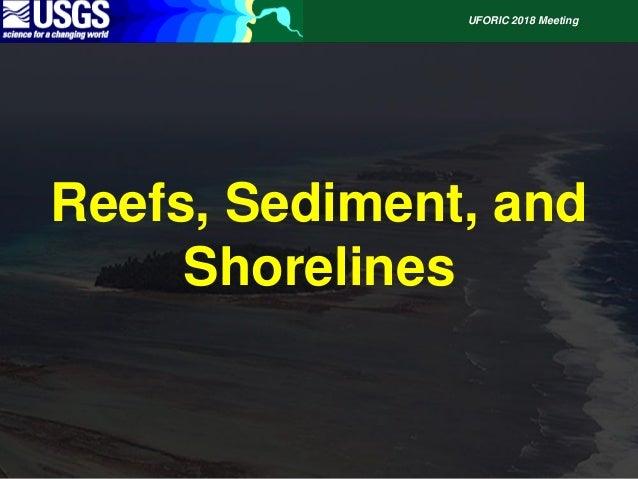 UFORIC 2018 Meeting Reefs, Sediment, and Shorelines