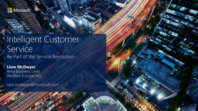1 Drivers for change in Customer Experience 2 Responding with Digital Transformation 3 Defining Intelligent Customer Engag...