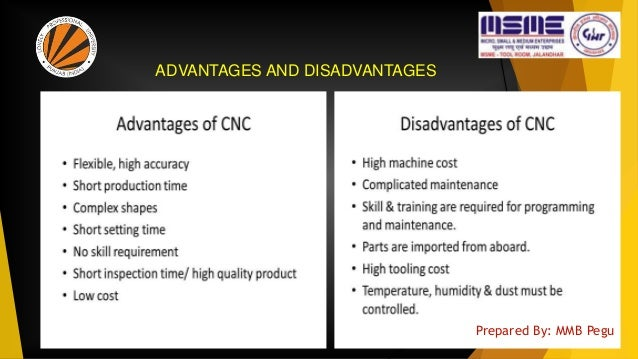 ADVANTAGES AND DISADVANTAGES Prepared By: MMB Pegu