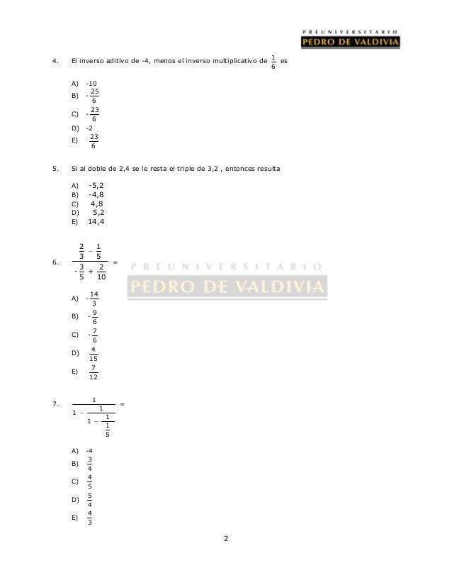 04 ejercitación numeros racionales Slide 2