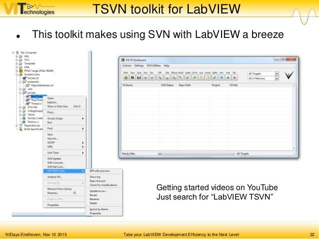 LV Dev Efficiency NIDays 2015