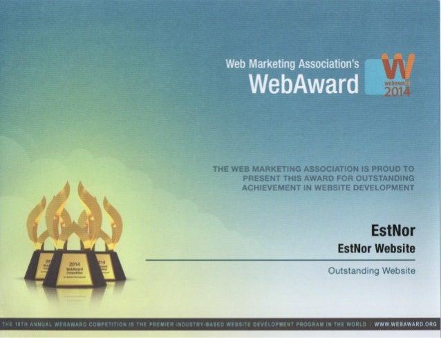 WMA WebAward