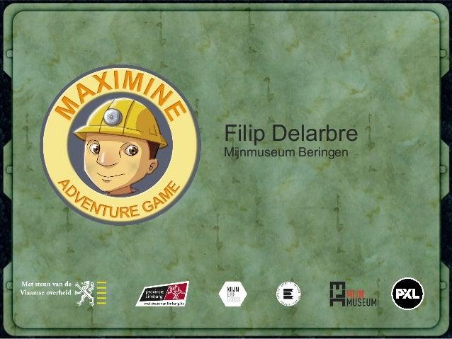 Filip Delarbre Mijnmuseum Beringen