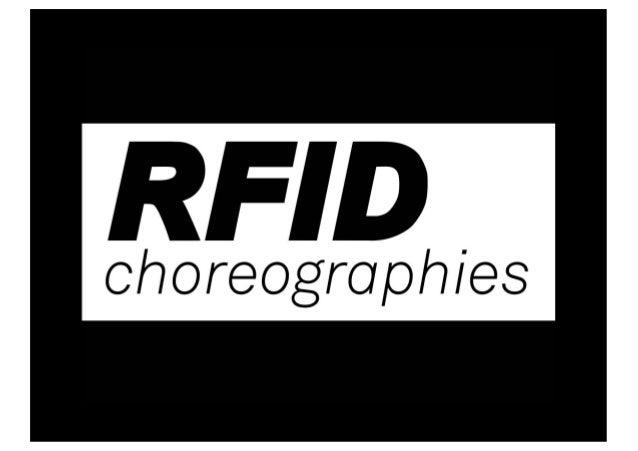 RFID choreographies: Transformative Elemente automatisierter Umgebungen - Mit Hilfe von Smartgrids zum Cyborg