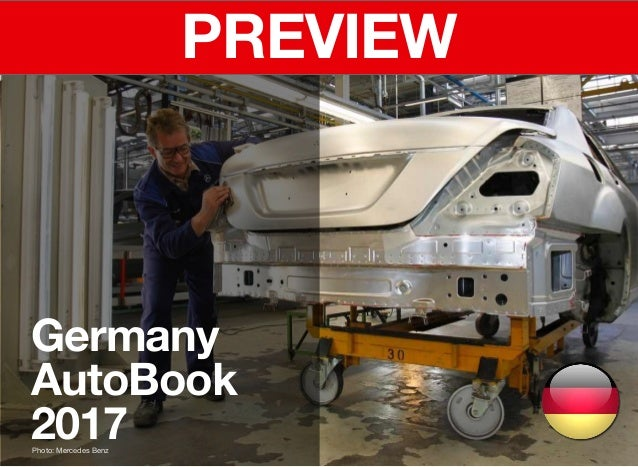 Germany AutoBook 2017Photo: Mercedes Benz PREVIEW