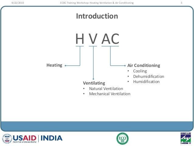 Ecbc Training 04 Hvac