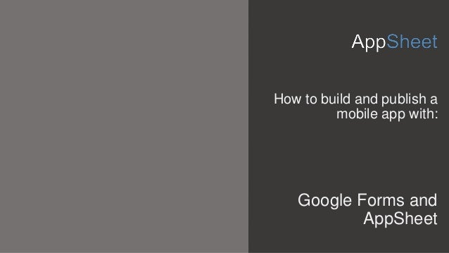 how to build app for mobile