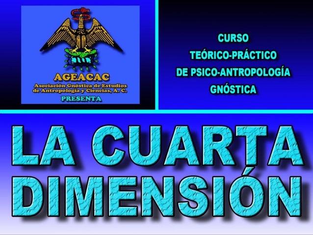 04 la cuarta dimension
