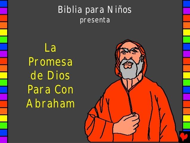 04 La Promesa De Dios Para Con Abraham