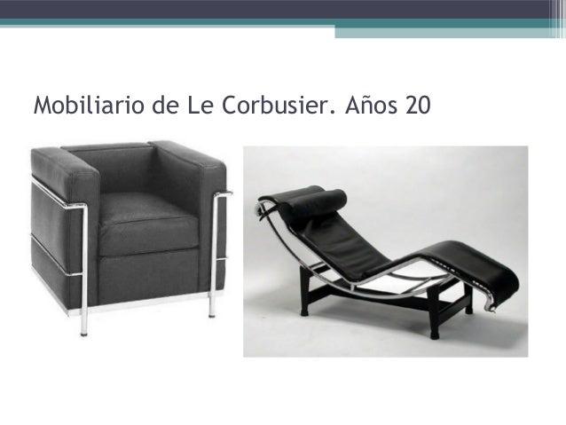 04 le corbusier en 1925 - Mobiliario le corbusier ...