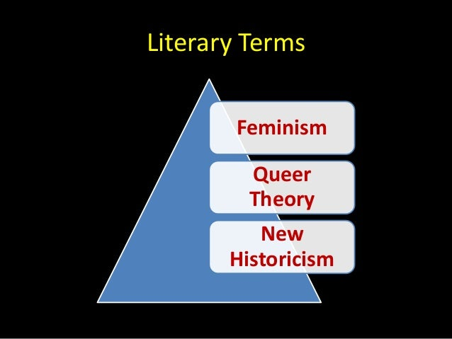 literary theory of new criticism essay