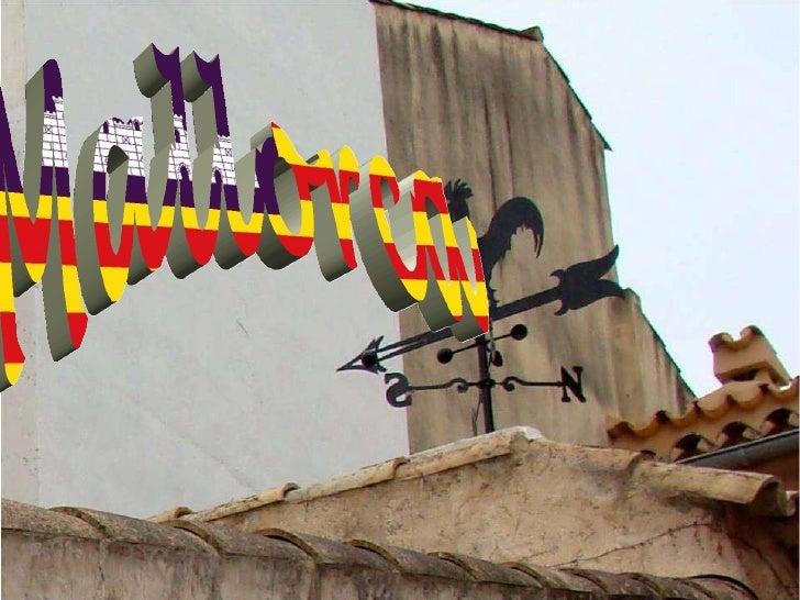 POLLENÇA Piaţa de duminică Mallorca