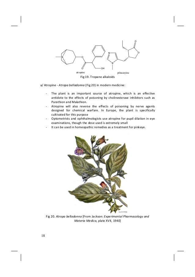 Pilocarpine Natural Remedies