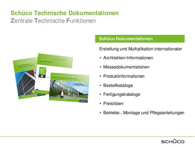 Technische DokumentationenAnwendungsbeispiel Architekt• Realisierte Objekte / Referenzen• Konstruktionsbeispiele• Realisie...