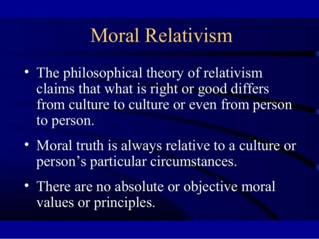 a comparison of utilitarianism and cultural ethical relativism This paper tries to give some differences on the two field of ethical philosophical studiesthe major concern is on ethical relativism and objectivism.