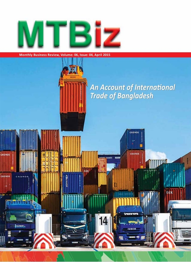 Volume: 06 | Issue: 04 | April 2015 MTBiz 1