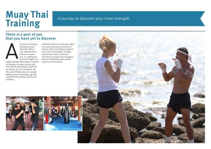 Muay Thai Training Slide 2