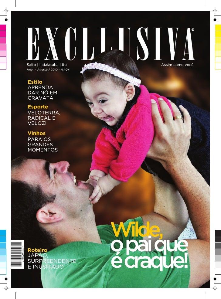 Revista Excllusiva 4ª edição