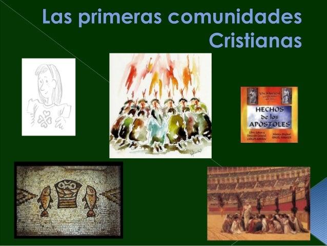 1- La Comunidad de Jerusalén: modelo de comunidad (Hechos de los Apóstoles)