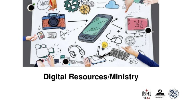 Digital Resources/Ministry