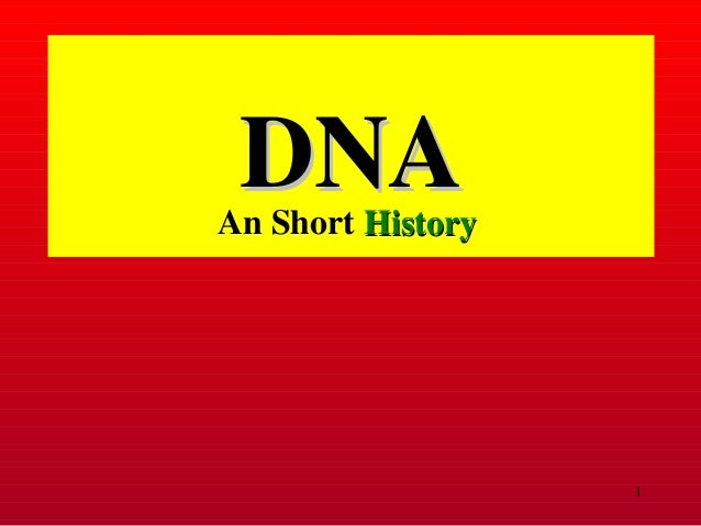 recombinant dna a brief history and Recombinant dna lecture notes - ap bio - download as word doc (doc), pdf file (pdf), text file (txt) or read online.