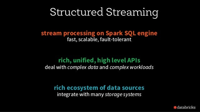 Deep Dive into Stateful Stream Processing in Structured Streaming with Tathagata Das Slide 2