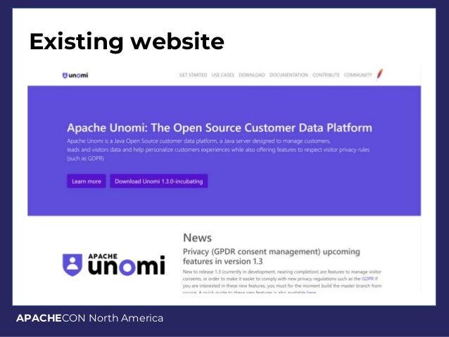 Apache Unomi presentation and update  By Serge Huber, CTO Jahia