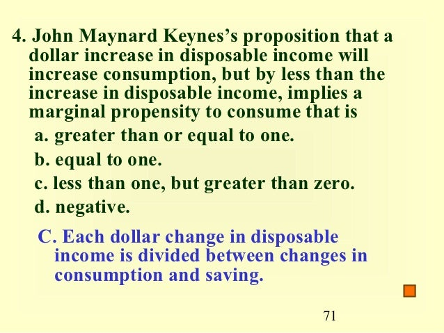 keynes theory of income and employment Keynesian economics is an economic theory of total spending in that worker's income can then be growth and employment without intervention, keynesian.