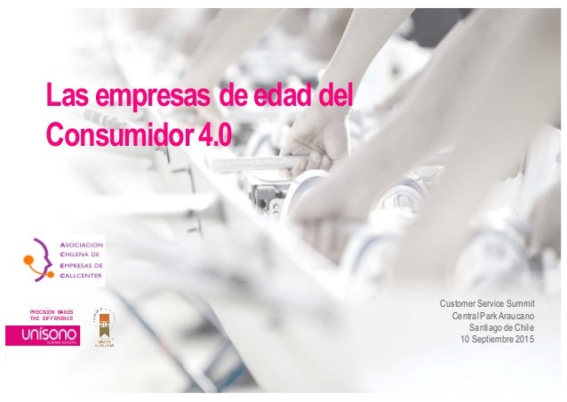 PRECISION MAKES THE DIFFERENCE 1 PRECISION MAKES THE DIFFER ENCE CustomerService Summit Central ParkAraucano SantiagodeChi...
