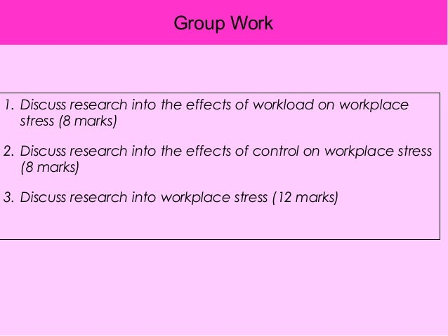 discuss research into the workplace as The hours you spent doing the grunt-work -- or all of the work -- for your professor as a research assistant, deserves to be showcased on your resume treat this experience like you would any other paid or unpaid, the skills and knowledge you learned can enhance your resume choose which section of.