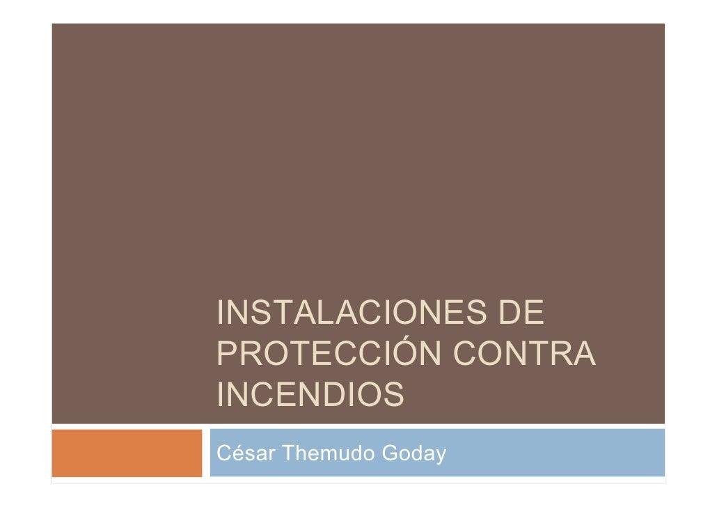 Prevenci n de riesgos laborales instalaciones de for Pinturas proteccion contra incendios