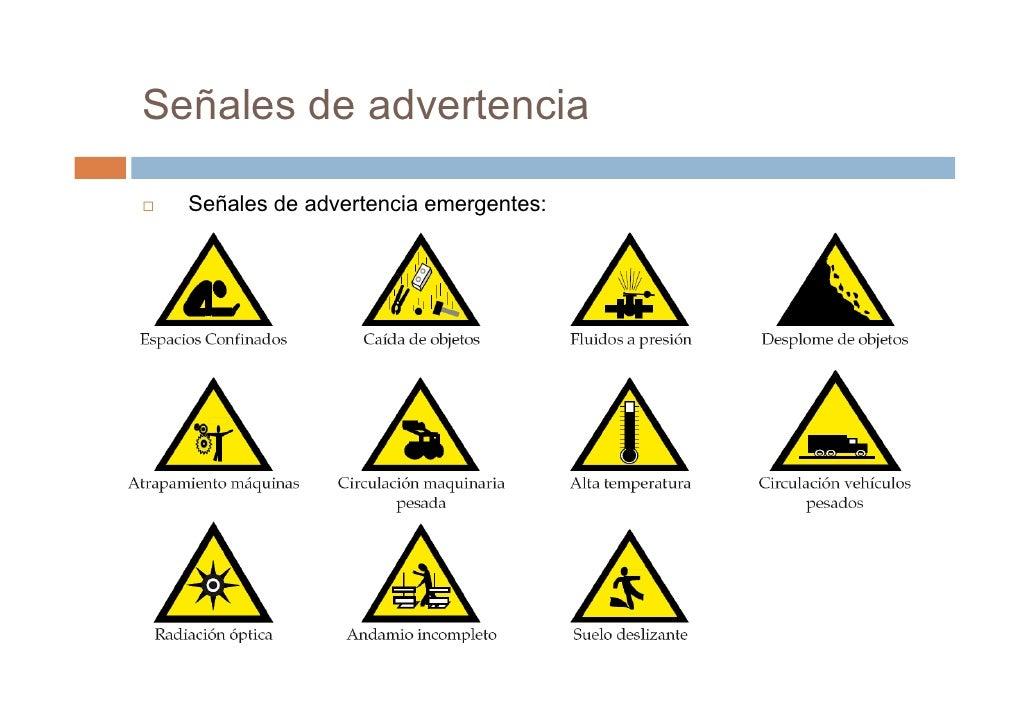 Ubicación Carretera Icono Material Amarillo Rojo Azul: Prevención De Riesgos Laborales. Señalización De Seguridad