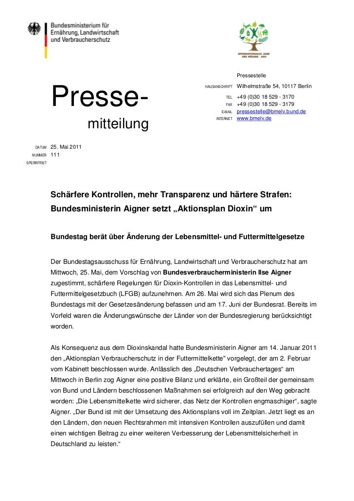 Pressestelle             Presse-                                                                  HAUSANSCHRIFT   Wilhelms...
