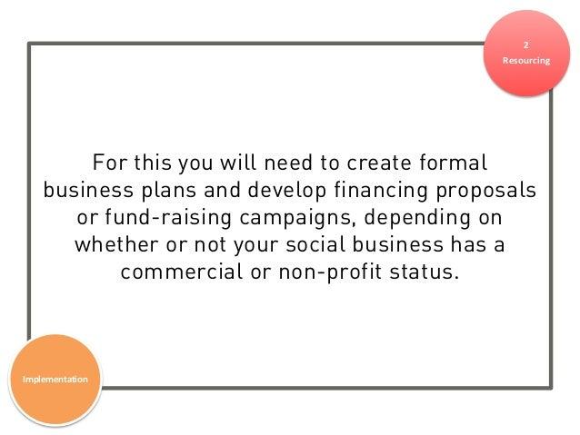 Acumen fund business plan