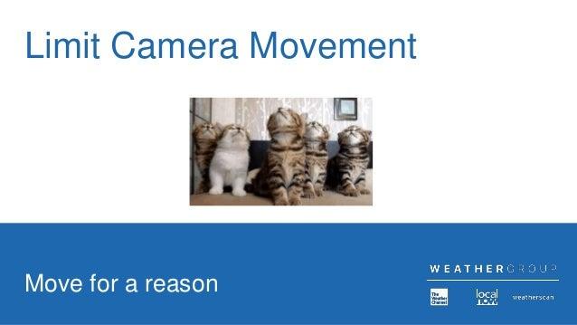Limit Camera Movement Move for a reason