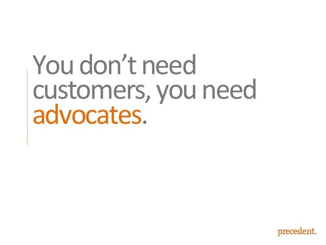 HOW DO YOU ADAPT TO YOUR CUSTOMERS' NEED