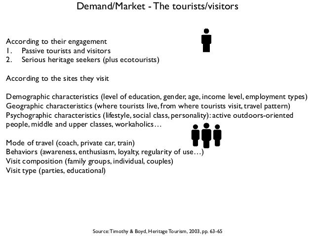 Heritage Management - 05. target groups and Le jardin sonore Slide 3