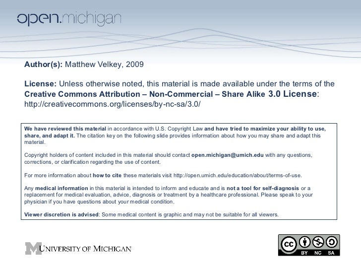 Author(s):  Matthew Velkey, 2009 License:  Unless otherwise noted, this material is made available under the terms of the ...