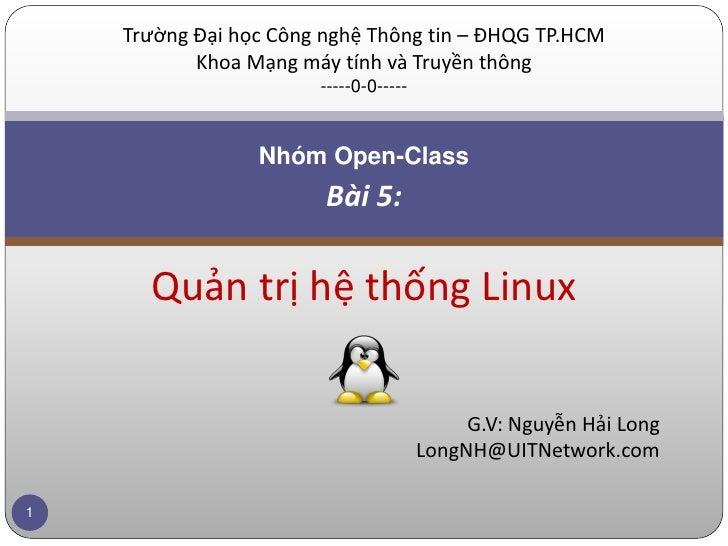 Trường Đại học Công nghệ Thông tin – ĐHQG TP.HCM           Khoa Mạng máy tính và Truyền thông                       -----0...