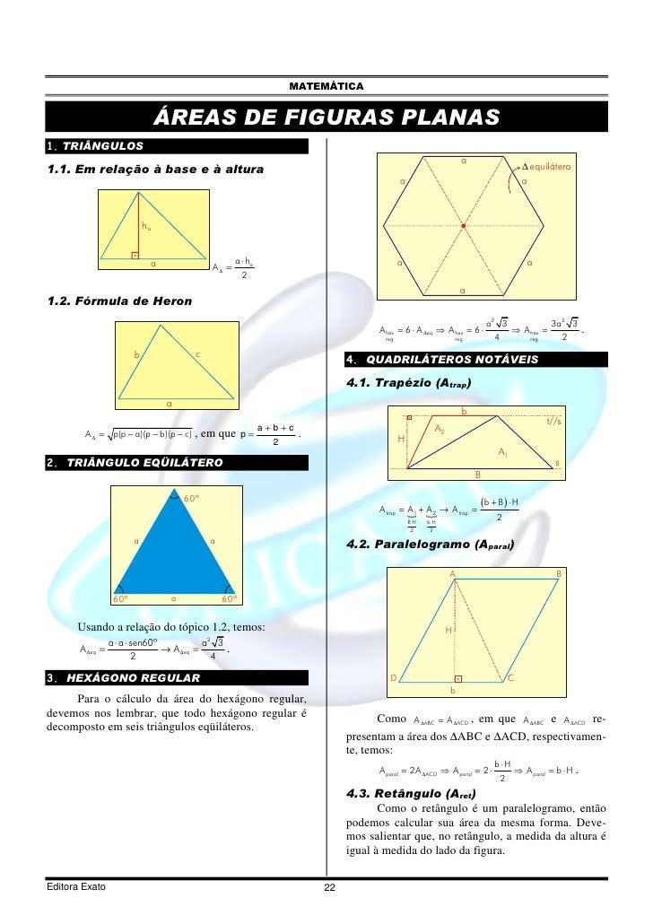 05 area das figuras planas